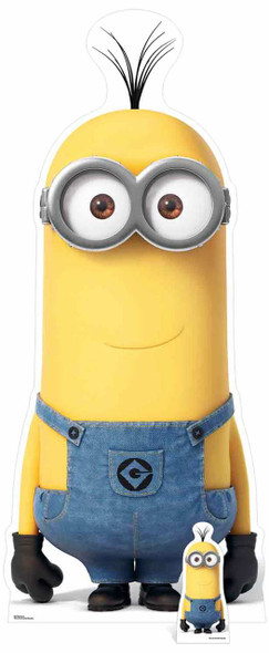 Kevin Minion from Despicable Me 3 Cardboard Cutout / Standee / Stand up