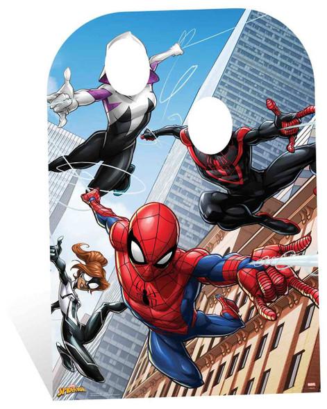 Spider-Man Child size Stand-In Cardboard Cutout