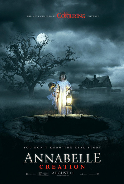 Annabelle: Creation Original Movie Poster - Advance Style (Conjuring Universe)
