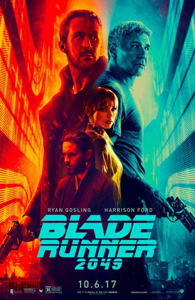 Blade Runner 2049 Original Movie Poster - Final Style