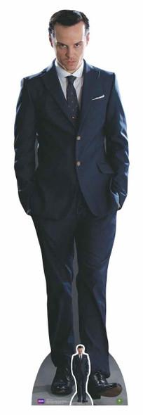 Moriarty (Andrew Scott) from Sherlock Lifesize Cardboard Cutout / Standup
