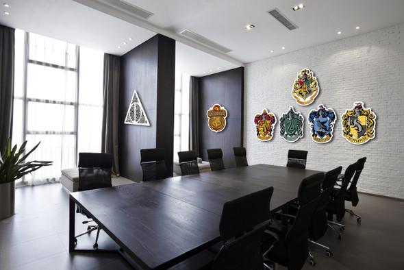 Harry Potter 3D Style Wall Art  Cardboard Cutouts in situ
