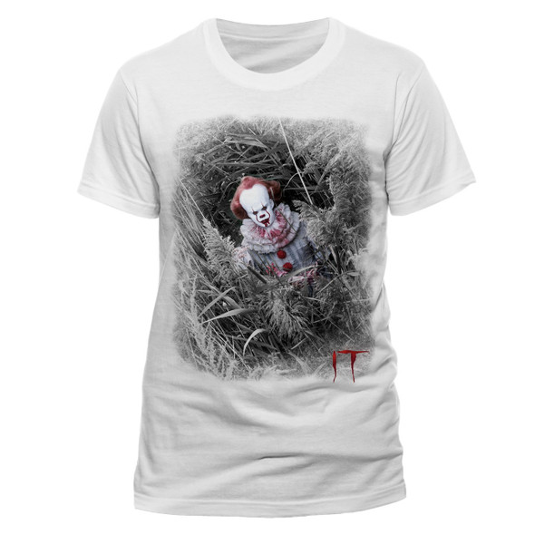 IT Pennywise Hidden Official Movie Licensed T-Shirt