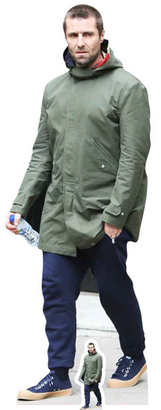 Liam Gallagher Lifesize Cardboard Cutout / Standee / Standup