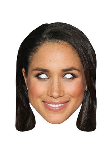 Meghan Markle Single Royal Card Party Face Mask