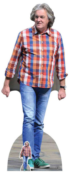 James May Cardboard Cutout / Standup / Standee