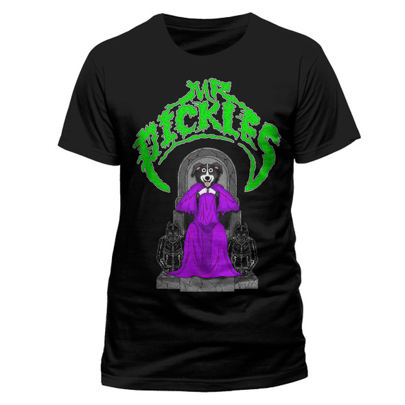 Mr Pickles Church Official Black Unisex T-Shirt