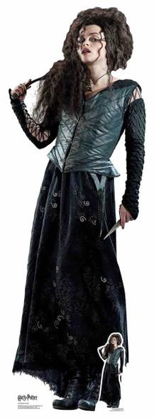 Bellatrix Lestrange from Harry Potter Lifesize Cardboard Cutout