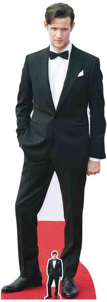 Blue Suit Matt Smith Life Size Cutout