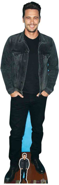 James Franco Lifesize Cardboard Cutout / Standee