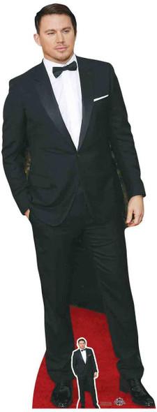 Noel Fielding Life Size Cutout Bow Tie