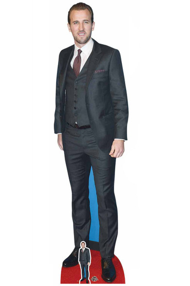 Harry Styles Red Shoes Lifesize Cardboard Cutout Standee Standup