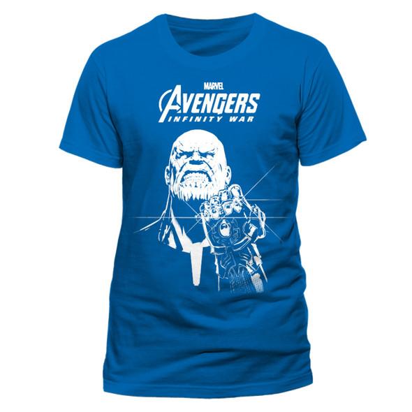 Avengers: Infinity War Blue Thanos Unisex T-Shirt