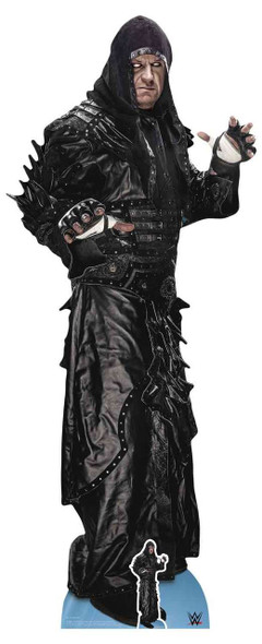The Undertaker Ministry of Darkness WWE Lifesize Cardboard Cutout / Standup