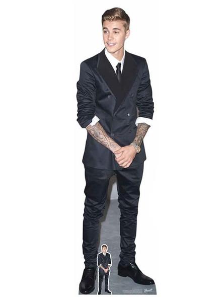 Justin Bieber Smart Suit Cardboard Cutout / Standup / Stande