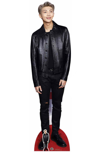 RM from BTS Bangtan Boys Cardboard Cutout