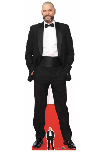 Fred Sirieix First Dates Cardboard Cutout / Standup / Standee