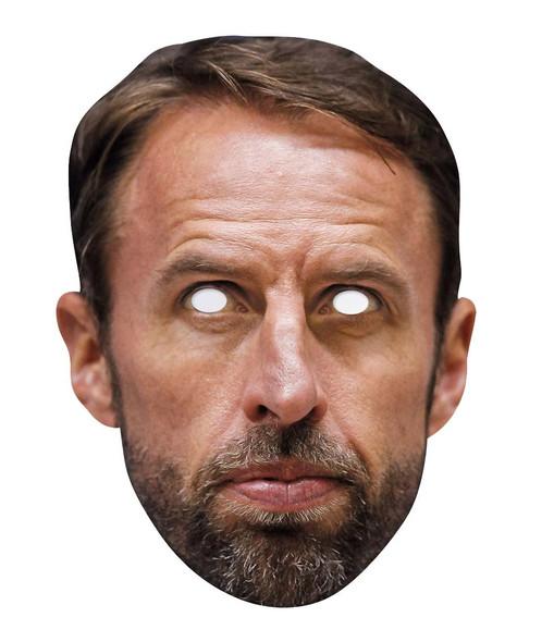 Gareth Southgate England Football Manager Face Mask