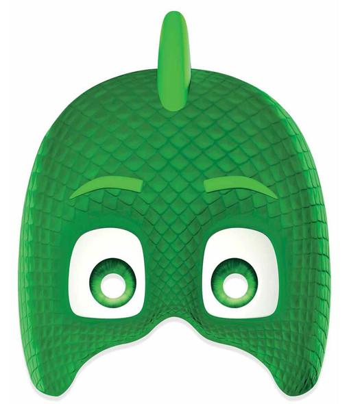 Gekko from PJ Masks Single 2D Card Party Face Mask