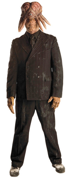 Human Dalek Sec Hybrid from Doctor Who Official Cardboard Cutout / Standup