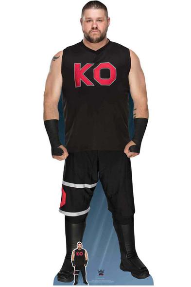 Kevin Owens WWE Lifesize Cardboard Cutout / Standup