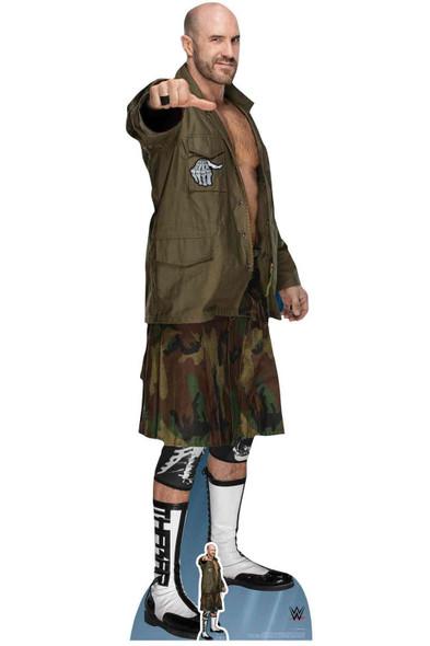 Cesaro Official WWE Lifesize Cardboard Cutout / Standup