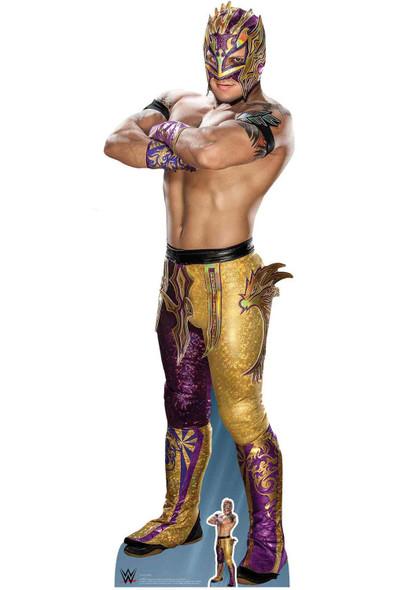 Kalisto Official WWE Lifesize Cardboard Cutout / Standup