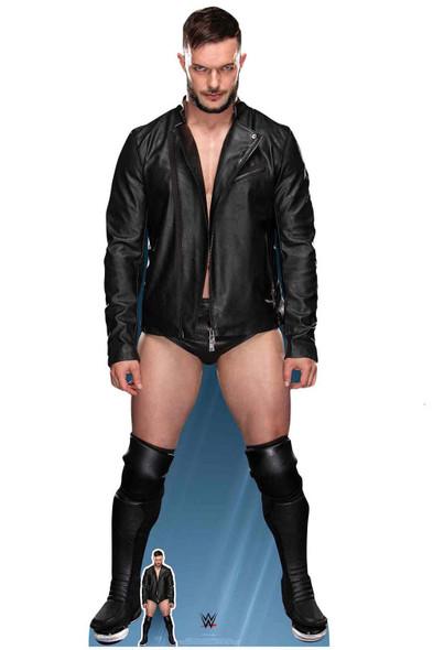 Finn Balor Official WWE Lifesize Cardboard Cutout / Standup