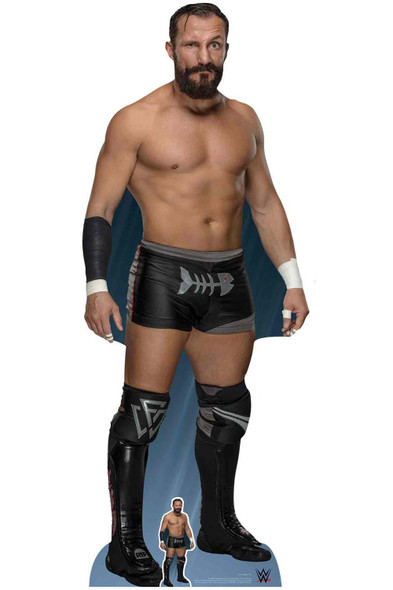 Bobby Fish Official WWE Lifesize Cardboard Cutout / Standup