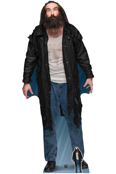 Luke Harper Official WWE Lifesize Cardboard Cutout / Standup