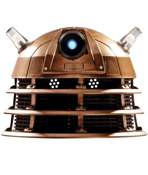 Dalek from Doctor Who Official Single 2D Card Party Face Mask