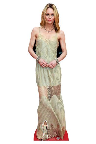 Vanessa Paradis Celebrity Cardboard Cutout / Standup / Standee