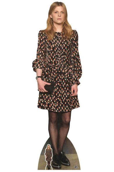 Clemence Poesy Celebrity Cardboard Cutout / Standup / Standee