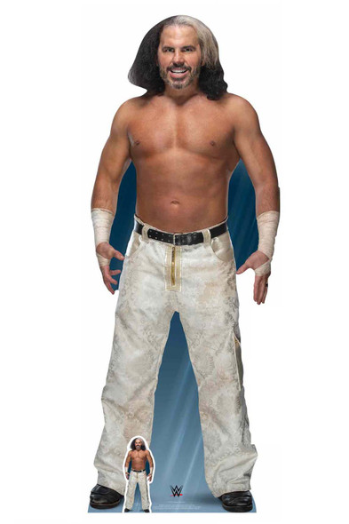Matt Hardy Official WWE Lifesize Cardboard Cutout / Standup