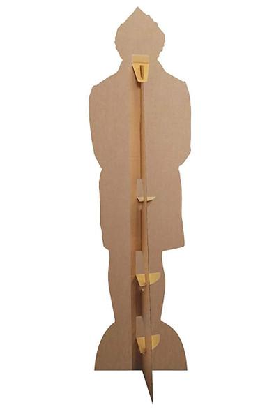 Rear of Buddy Hobbs from Elf Lifesize Cardboard Cutout