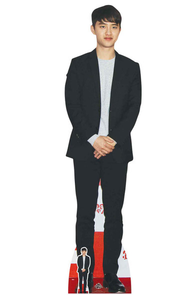 Do from Exo Cardboard Cutout / Standup / Standee