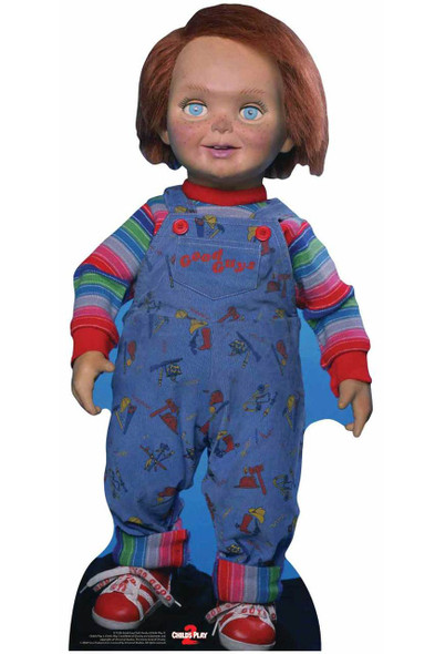 Chucky Good Guy Doll Lifesize Official Cardboard Cutout/ Standup