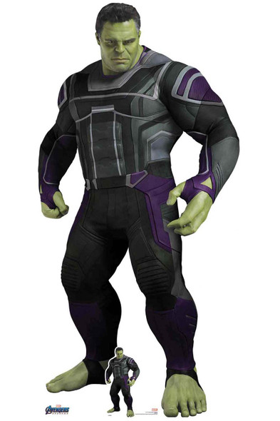 Hulk from Marvel Avengers: Endgame Official Cardboard Cutout