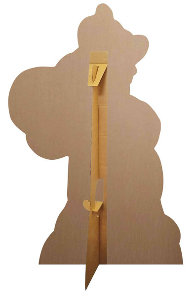 Rear of Buttercup Toy Story 4 Lifesize Cardboard Cutout as set up