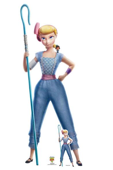 Bo Peep Blue Jeans Official Disney Toy Story 4 Lifesize Cardboard Cutout