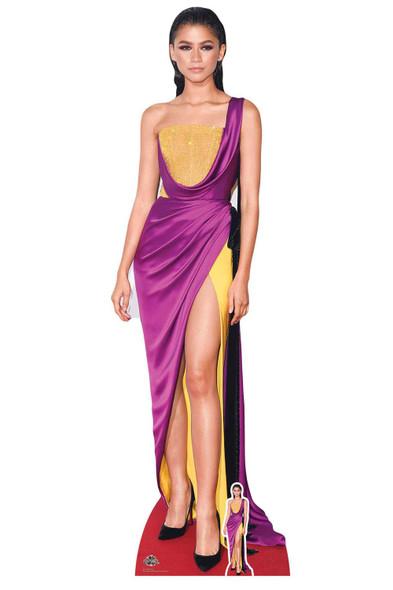 Zendaya Celebrity Lifesize Cardboard Cutout / Standee / Standup