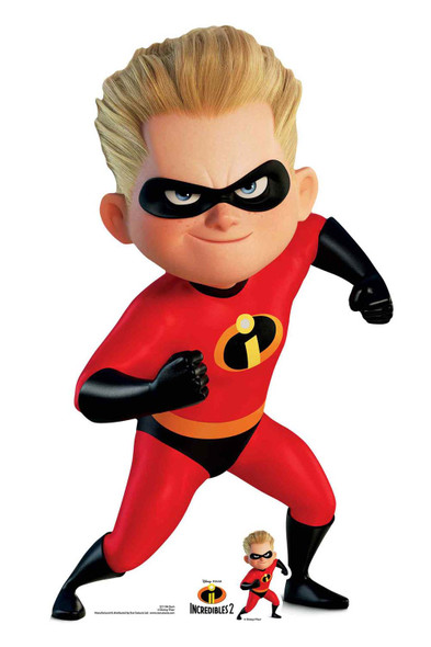 Dash Parr from The Incredibles Official Disney Lifesize Cardboard Cutout