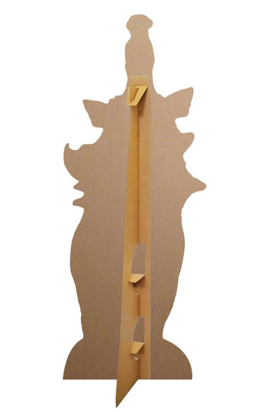 Rear of Timon and Pumbaa from The Lion King Official Cardboard Cutout