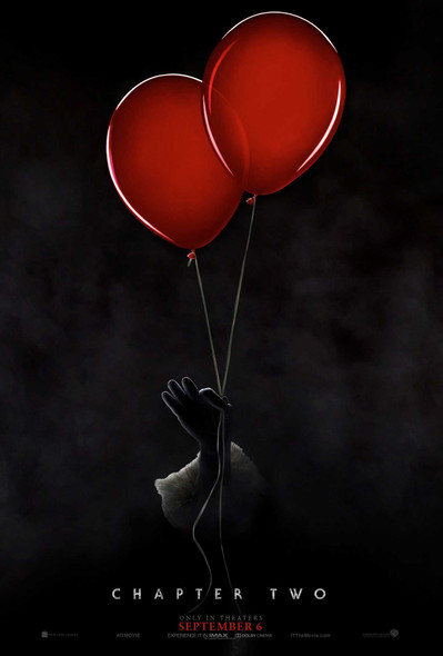 It Chapter Two Original Movie Poster - Advance Style