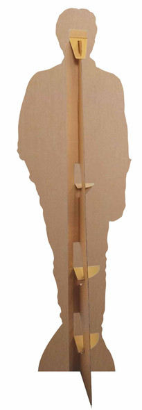 Rear of Jon Bon Jovi Cardboard Cutout
