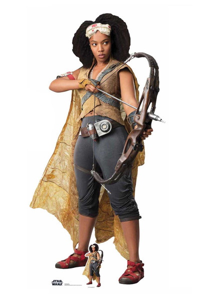 Jannah Official Cardboard Cutout from Star Wars: The Rise of Skywalker