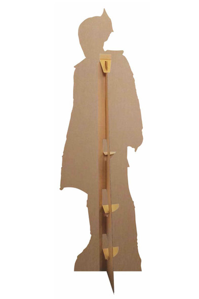 Rear of Zorri Bliss Official Cardboard Cutout from Star Wars: The Rise of Skywalker
