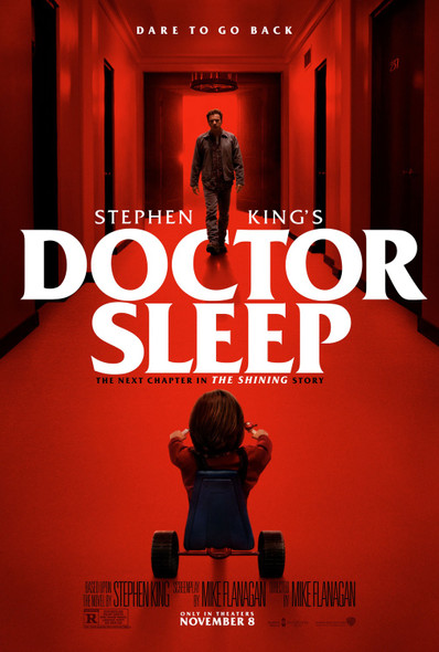 Doctor Sleep Original Movie Poster - Second Advance Style