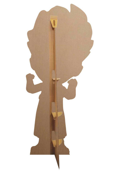 Rear of Romeo from PJ Masks Official Lifesize Cardboard Cutout