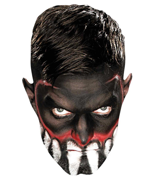 Finn Balor WWE Wrestler Official Single 2D Card Party Face Mask